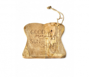 Deska Good Morning Sunshine Chopping Board