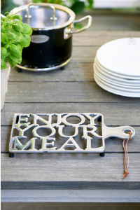 Podstawka Enjoy Your Meal Trivet