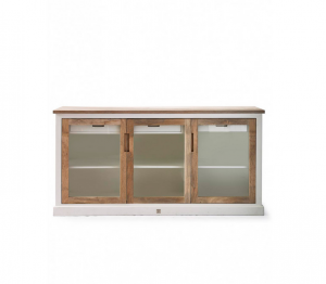 Komoda Pacifica Glass Dresser