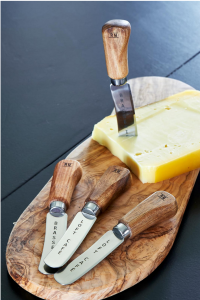 Noże do sera Loft Café Cheese Knives 4 pcs