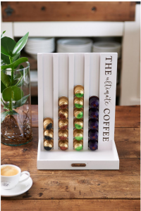 Organizer na kapsułki do kawy The Ultimate Coffee Capsule Organiser