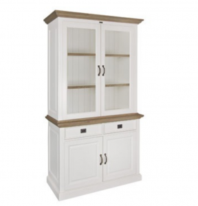 Kredens Oakdale 2x2-doors 2-drawers