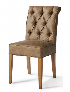 Krzesło Hampton Classic Dining Chair, pellini, coffee