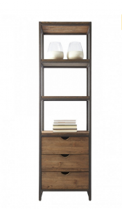 Regał Shelter Island Bookcase