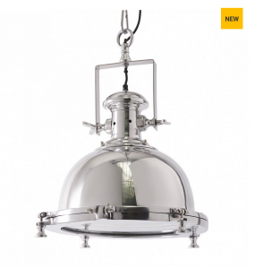 Lampa Manchester Factory Hanging Lamp