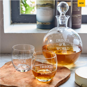 Zestaw Drinks Of The World Whiskey Set