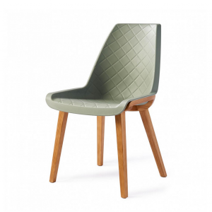 Krzesło Amsterdam City Dining Chair, soft green