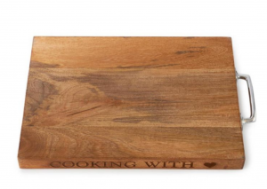 Deska Cooking With Love Cutting Board