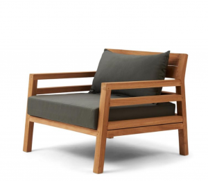 Fotel ogrodowy Cristo Lounge Armchair Outdoor