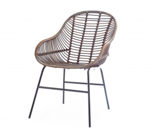 Fotel ogrodowy Outdoor Carolina Port Dining Armchair
