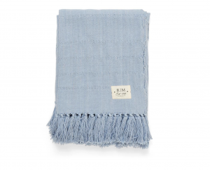 Pled Ocean Breeze Throw blue 170x130