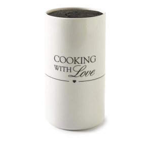 Stojak na noże Cooking With Love Knife Holder