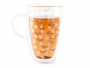 Szklanka Lovely Drinks Double Wall Glass L