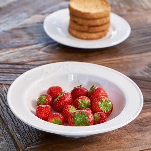 Miska RM Signature Collection Breakfast Plate