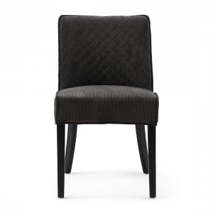 Krzesło Bridge Lane Dining Chair Diamond Stitch Sorrento 801