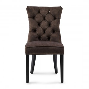 Krzesło Balmoral Dining Chair, berkshire, cacao