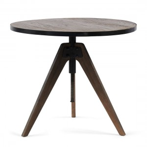 Stolik kawowy The Whyte Adjustable Bistro Table D70x76/66