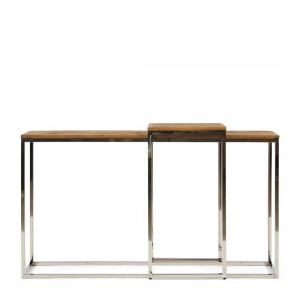 Konsola Bushwick Side Table Set 2