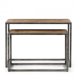Stoliki Le Bar Americain End Table S/2