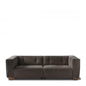 Sofa Hampton Heights Sofa 3,5 Seater, celtic weave, melting silver