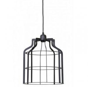 Lampa ADINE wire industrial grey