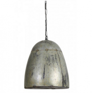 Lampa EEFJE vintage silver
