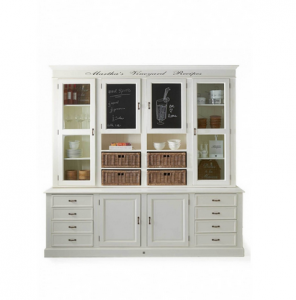 Kredens Martha's Vineyard recipes Cabinet