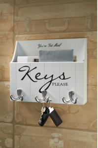 Organizer na klucze Keys Please Wall Organiser