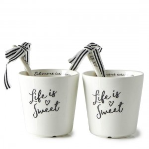 Miseczki Life Is Sweet Ice Cream Cup 2 pcs